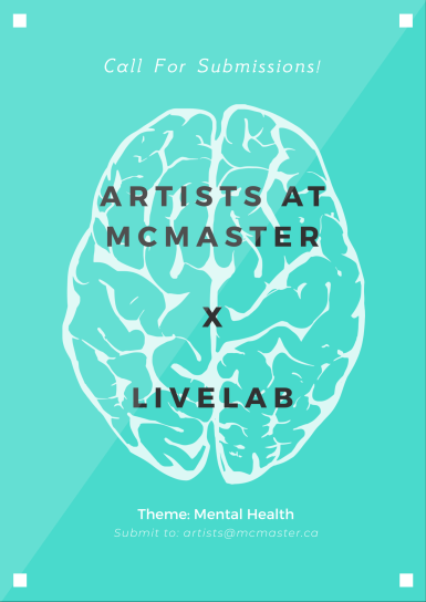 Artists At mcmaster X Livelab